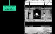 "The Halcyon Years ""Sleeping Dark Things"" - (2001)"